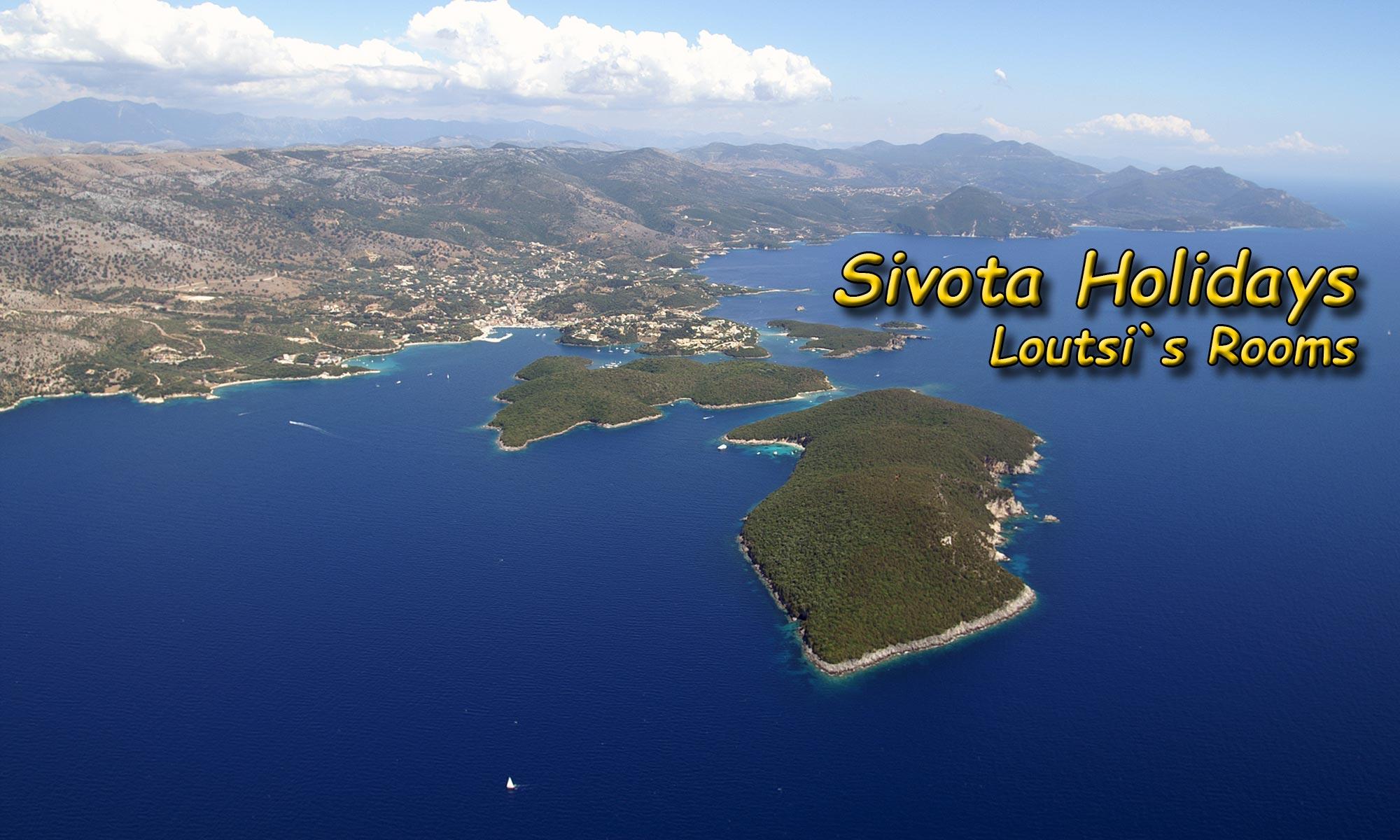 Sivota Holidays